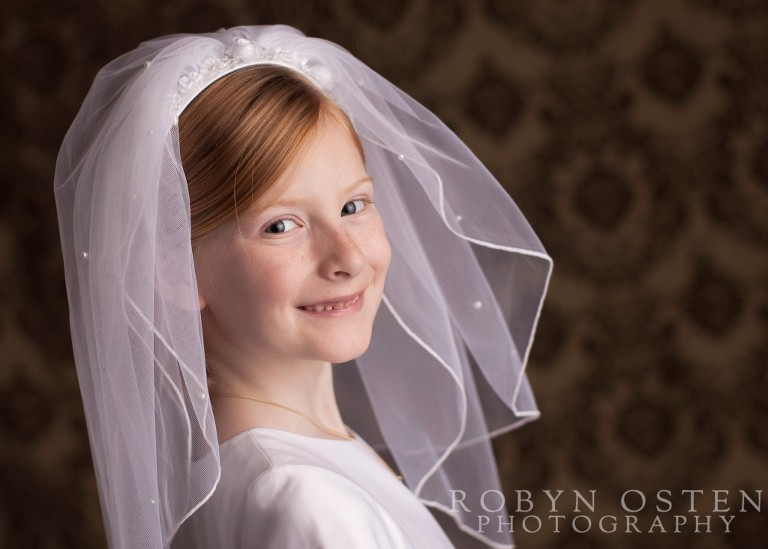first communion photos in baltimore