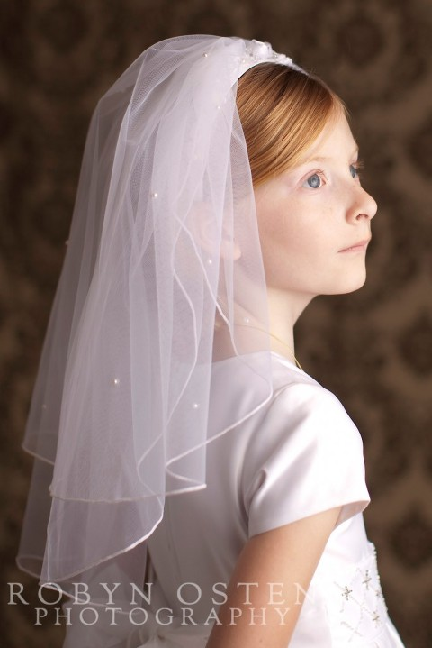 maryland first communion portraits
