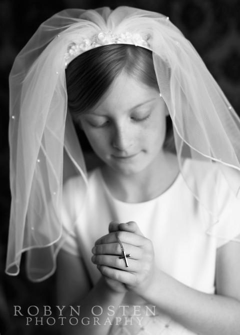 maryland first communion portraits