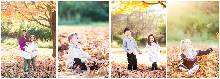 Fall Portraits in Baltimore