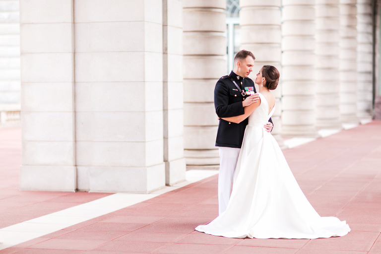 Capital Hill Wedding photographer