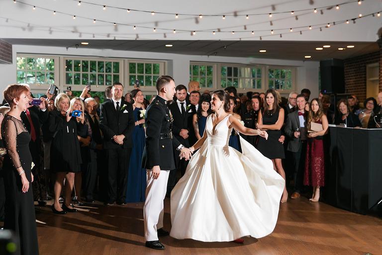 Naval-Academy-Wedding-First-Dance